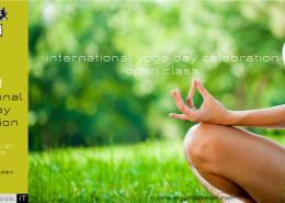 palestra aziendale DIESEL - international yoga day